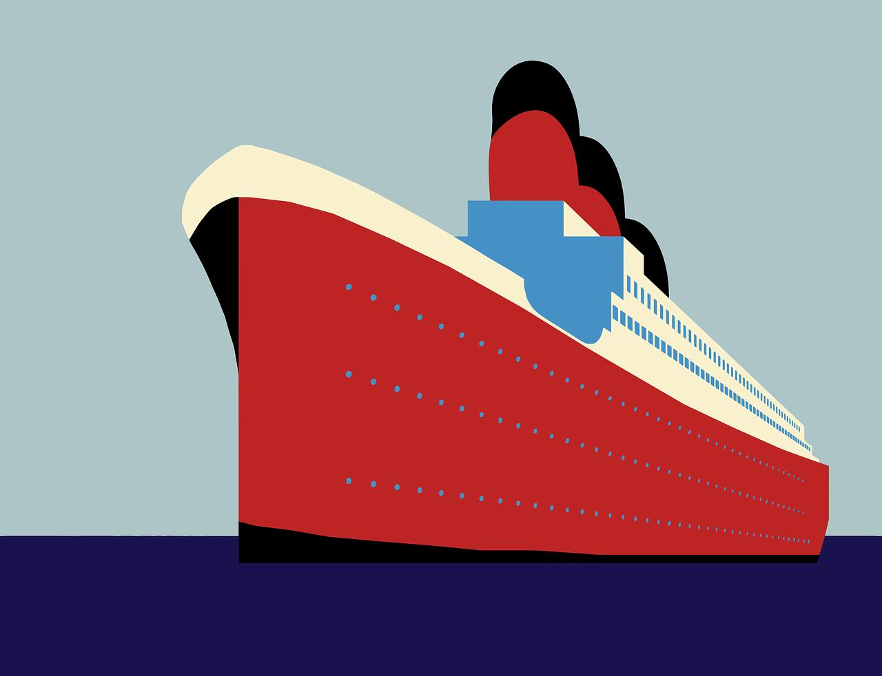Cruise clipart war ship Cruise War British Modern Great