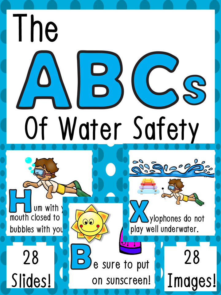 Cruise clipart water safety To Safety and  what