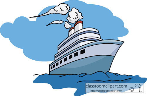 Cruise Ship clipart  clipart Clipartix kid ship