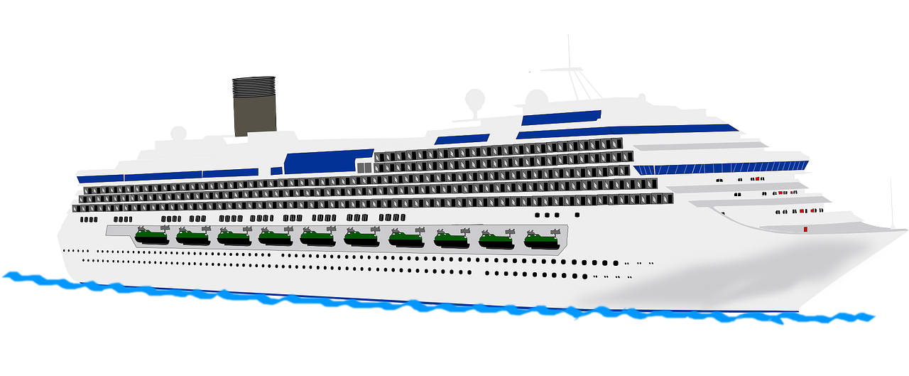 Ferry clipart cruise ship Clip clipart art free use
