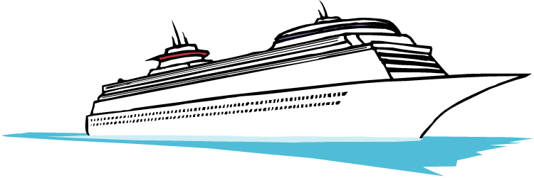 Cruise clipart shipping Cruise clip com Cliparting Cruise