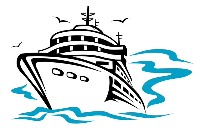 Ferry clipart steamboat Cruise Ship Ship Ship Cruise