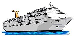 Cruise Ship clipart cruise liner Ships clipartfox clipartfox Cliparting cruise