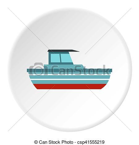Cruise Ship clipart motor boat Motor boat  icon boat