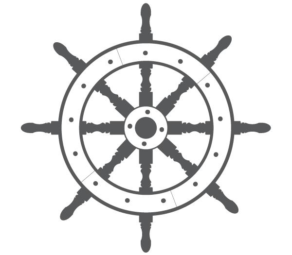 Drawn ship passenger ship Free Free Ship Wheel Free
