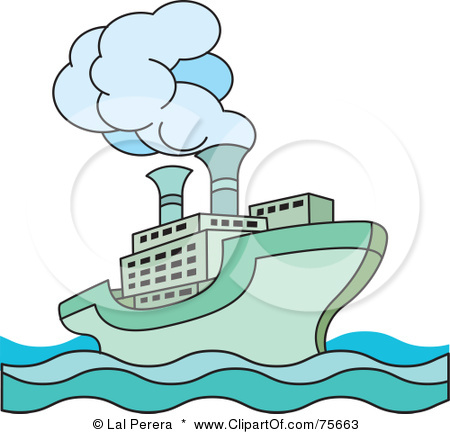 Cruise clipart shipping Art 2012 Clip Ship Cruise