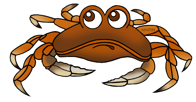 Crustacean clipart By of State States Crustacean