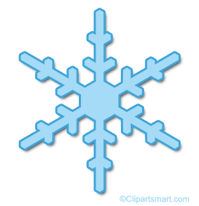 Crystal clipart shaped object (17+) clip ice crystals winter