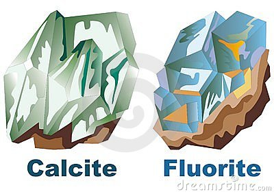 Crystal clipart mineral Clipart cliparts Crystal Calcite Mineral