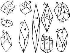 Crystals clipart Stock Clip Vectors Mineral ClipArt