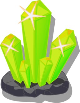 Crystals clipart Domain Clipart i2Clipart Color Royalty