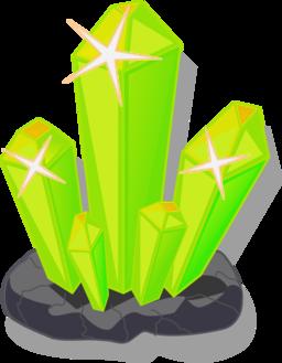 Crystals clipart Free Public i2Clipart Crystals Color