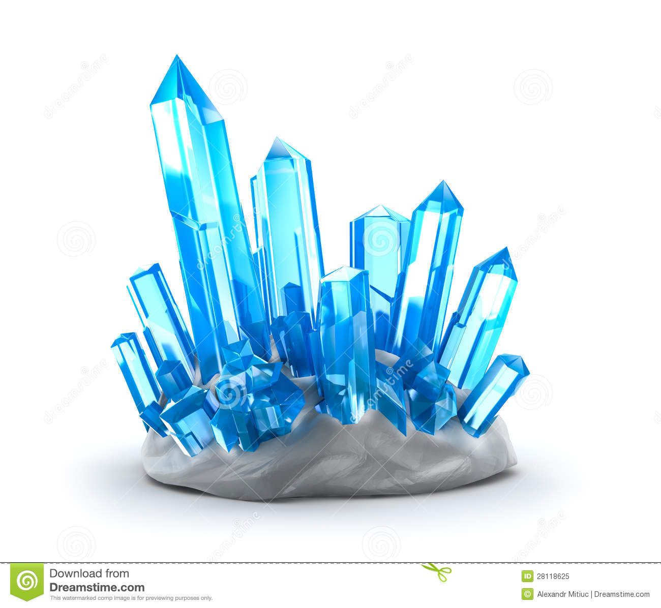 Crystals clipart rock mineral Clipart Crystals Download Growing Crystals