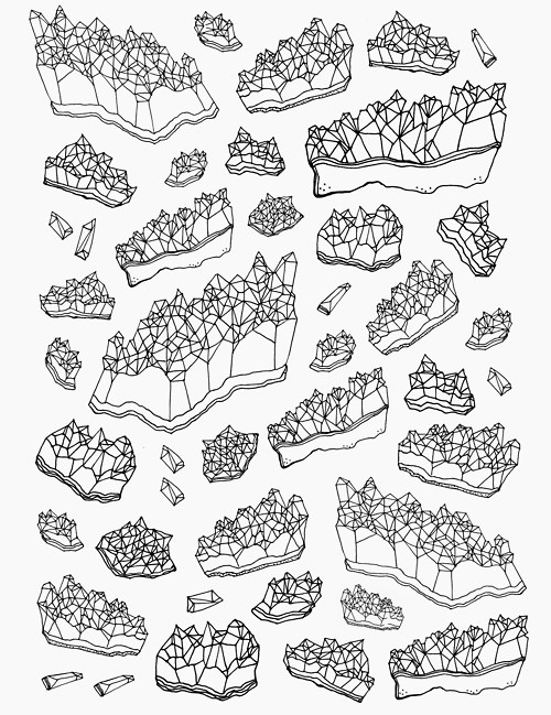 Crystals clipart hard object Tattoo Pinterest crystal  Amethyst