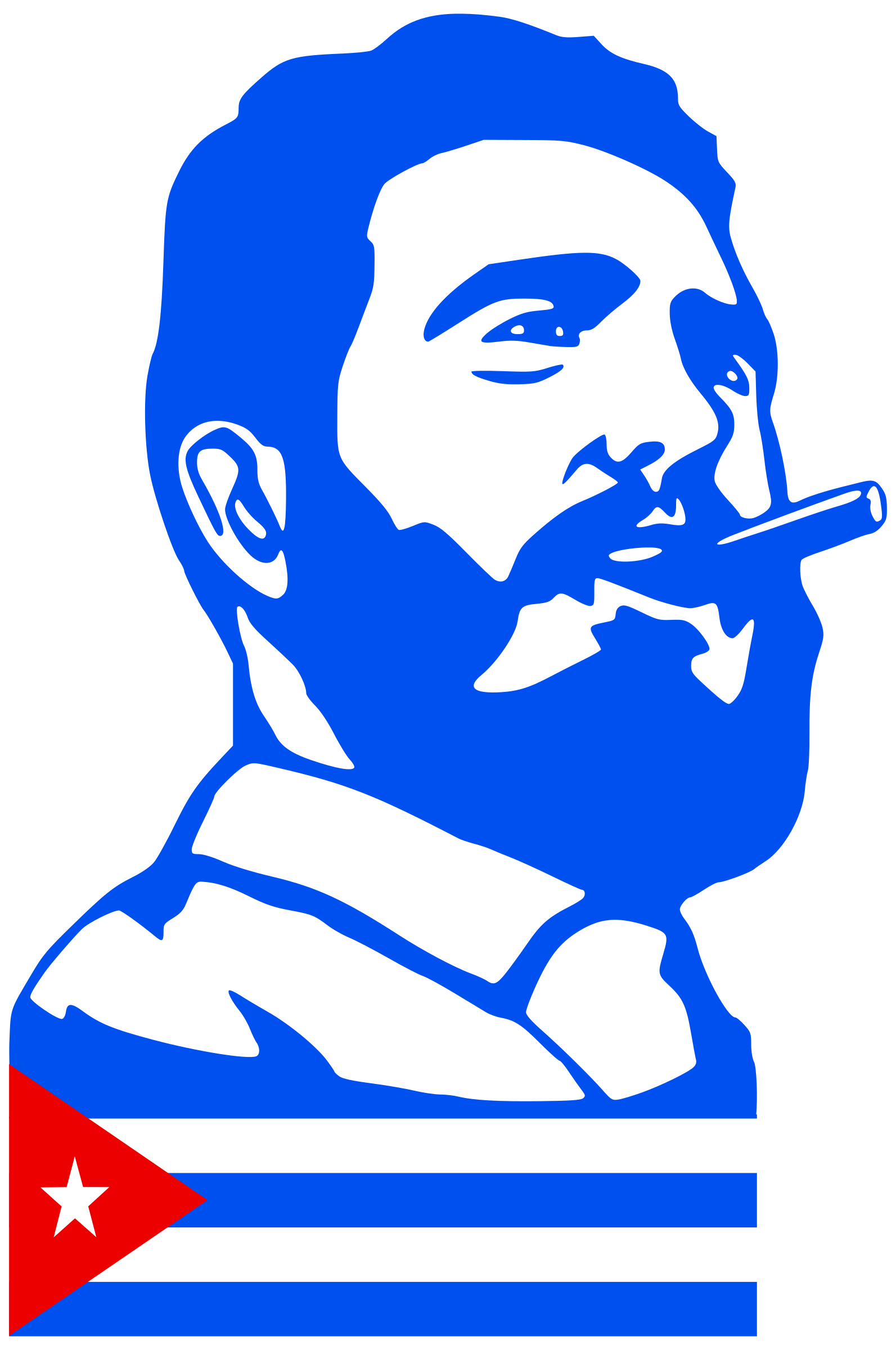 Cuba clipart Castro Fidel Cuba Cuba Castro
