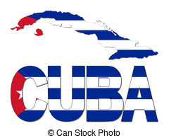Cuba clipart performing art Royalty and Cuba text illustration