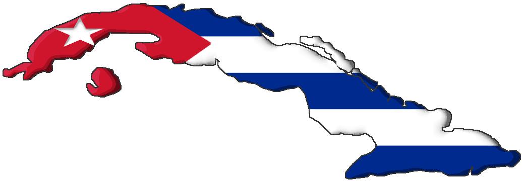 Cuba clipart sandwich shop Clipart outline  map shadow