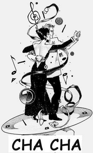 Cuba clipart ballroom dancing Phenomenon down A La York