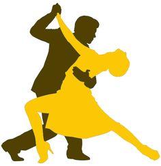 Cuba clipart ballroom dancing Cuban Salsa em A dança