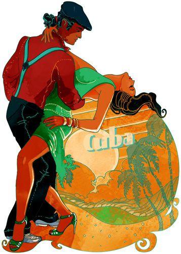 Cuba clipart dancesport Jeanne 71 Casino Pinterest Cuba