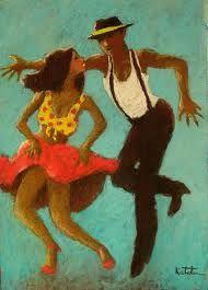 Cuba clipart dancing Ensemble Monroes American Salsa danseurs