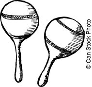 Cuba clipart maraca Of Maracas Photos Stock 4