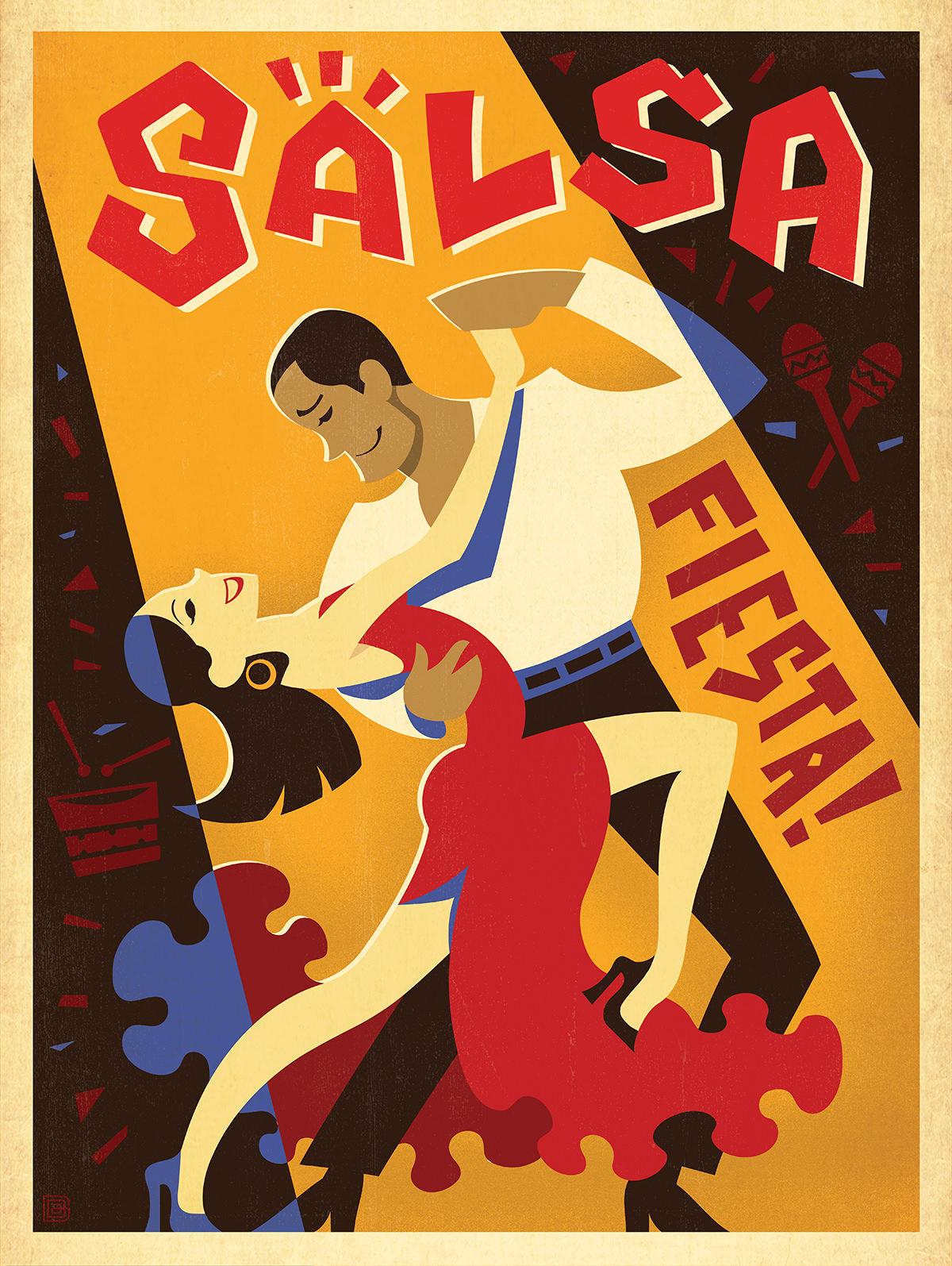 Cuba clipart merengue dance 14 BACHATA FROM  SALSA