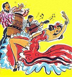 Cuba clipart music Collection  Phillips Night: Annual