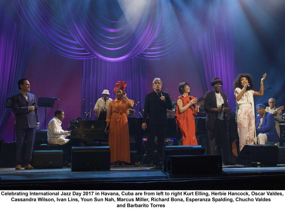Cuba clipart performing art Jazz International Jazz International Havana