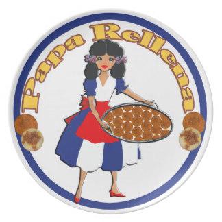 Cuba clipart plate Cuban Appetizers Cuban Plates Zazzle