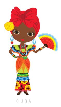 Cuba clipart rumba From larger Characters character II