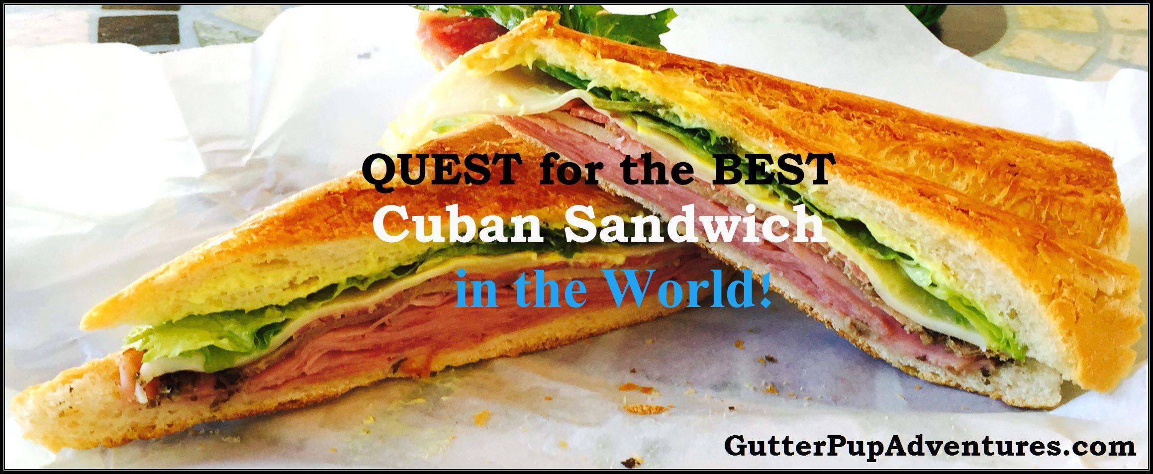 Cuba clipart sandwich shop Sandwich Quest For Best