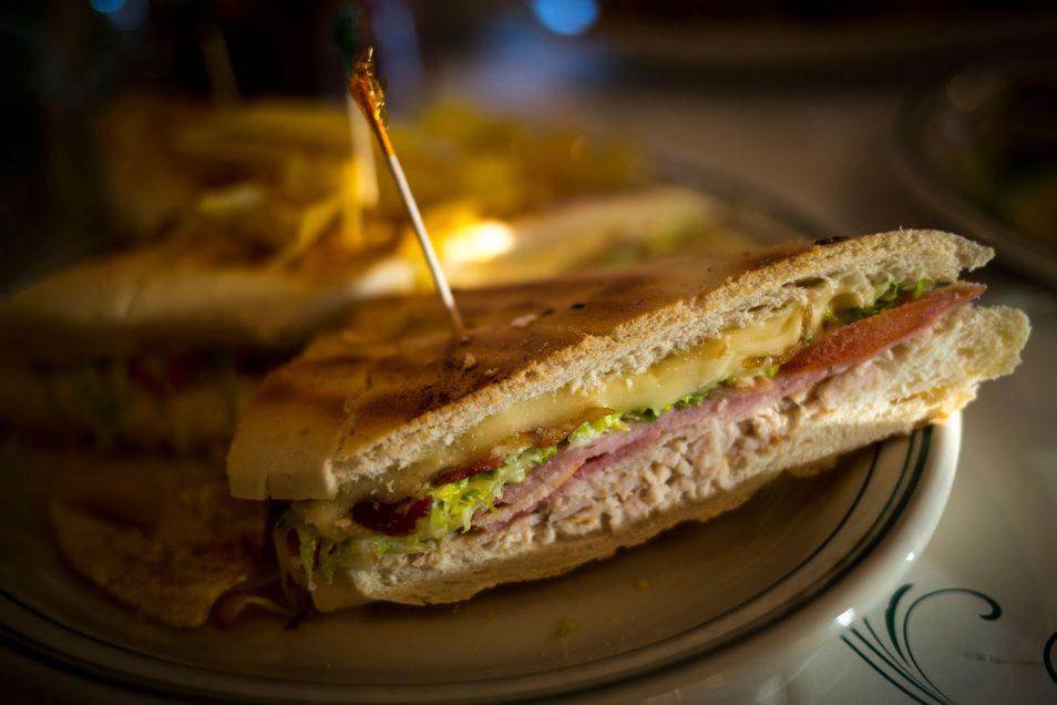Cuba clipart sandwich shop Main Sandwiches Miami's a after