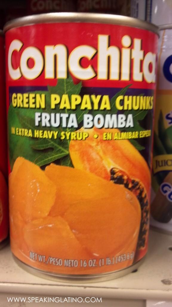 Cuba clipart spain food Didn't Know  FRUTA the