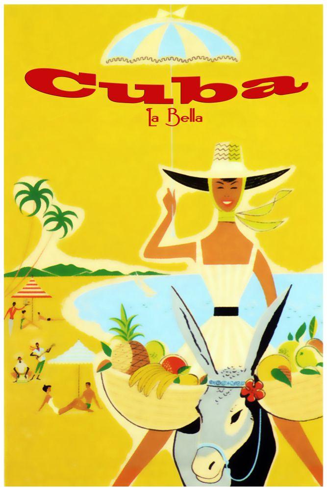 Cuba clipart vintage Pinterest Cuban best Such Posters