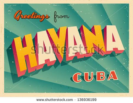 Cuba clipart vintage Search graphic  havana ·