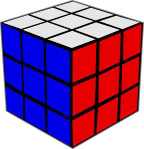 Cube clipart cartoon 3 clip Clker Cube Cube
