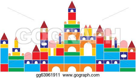 Cube clipart children's Of gg63961911 Art of of