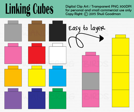 Cube clipart counting Unifix Library Clip Cliparts Cube
