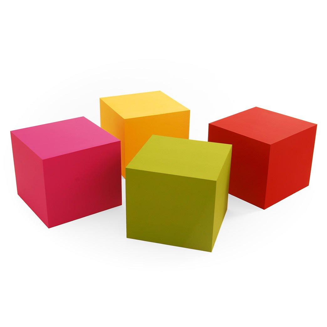 Cube clipart foam Cube Cube foam soft pouf