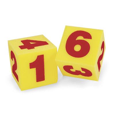 Cube clipart foam Math Manipulatives Nasco Dice View