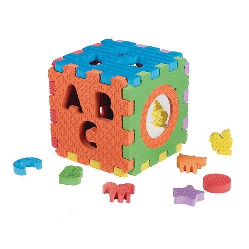 Cube clipart foam Activity Cube Baby Us R
