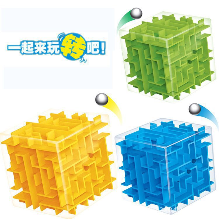 Cube clipart kids toy Buy paper Gift Maze Aliexpress