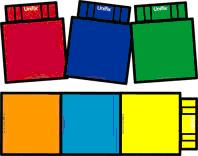 Cube clipart link : to window 6 in