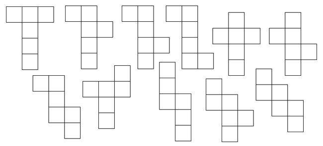 Cube clipart net a & net nets picture Cube