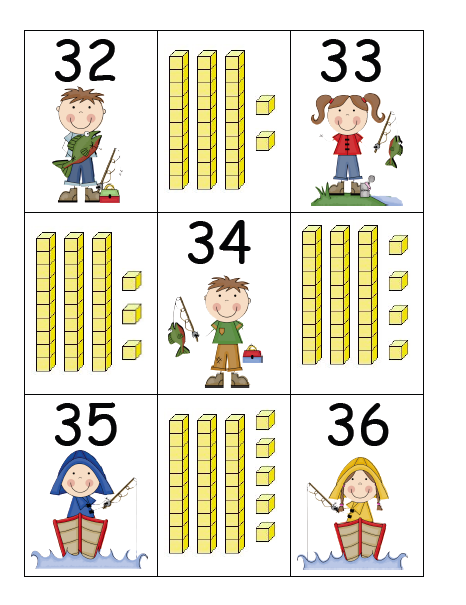 Cube clipart place value Unifix in Prehistoric to Place