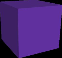 Cube clipart purple Green Cube px clipart ·