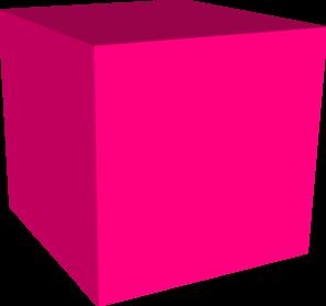 Cube clipart purple Online royalty Clip com Art