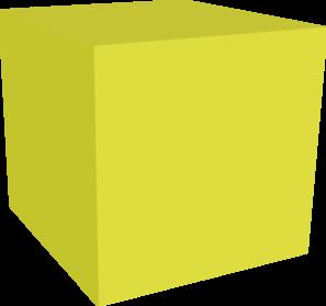 Cube clipart rectangle Clip art com Gold Clip