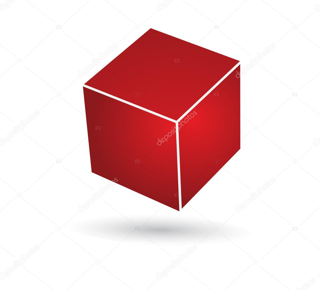 Cube clipart different object Burakowski 3d by vector —